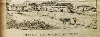 Historique - Lacour - Moulis en Médoc